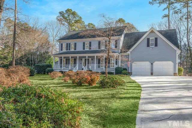 2109 Oakton Drive, Raleigh, NC 27606 (#2361004) :: Real Estate By Design
