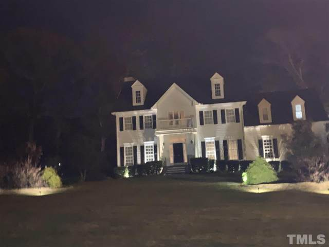 8026 Hogan Drive, Wake Forest, NC 27587 (MLS #2361082) :: On Point Realty