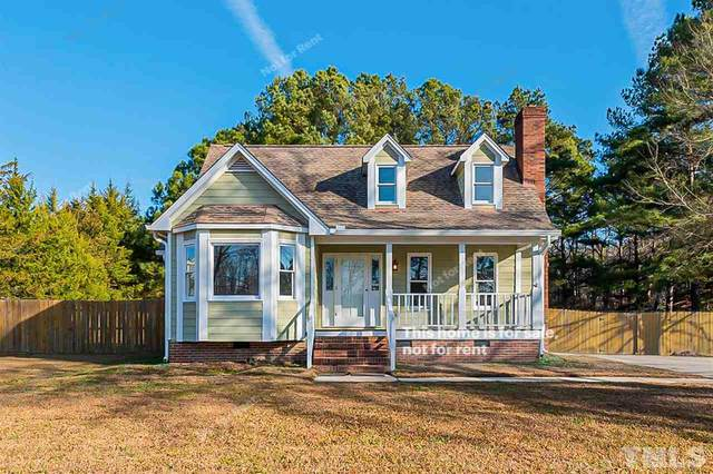 2025 Queen Charlotte Place, Raleigh, NC 27610 (#2361104) :: Real Estate By Design