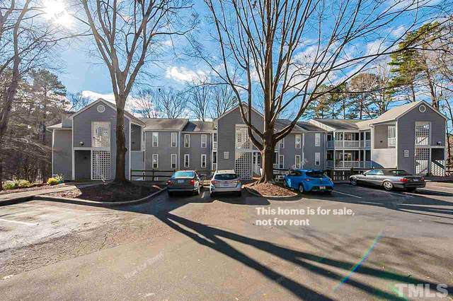 4110 Sedgewood Drive #104, Raleigh, NC 27612 (#2361106) :: Marti Hampton Team brokered by eXp Realty
