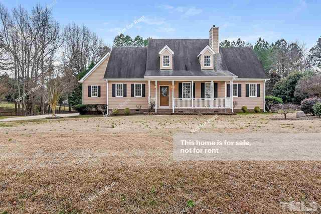 3113 Summer Oaks Drive, Apex, NC 27539 (#2361114) :: Real Estate By Design