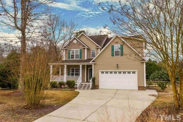 172 Phobos Place, Garner, NC 27529 (#2361116) :: Classic Carolina Realty