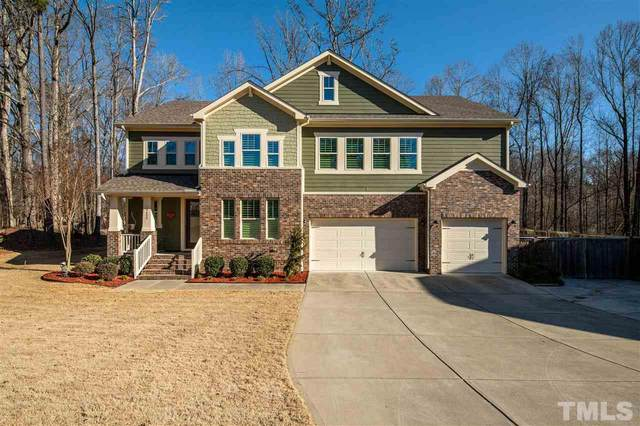 5420 Overdale Lane, Raleigh, NC 27603 (#2361152) :: Real Estate By Design