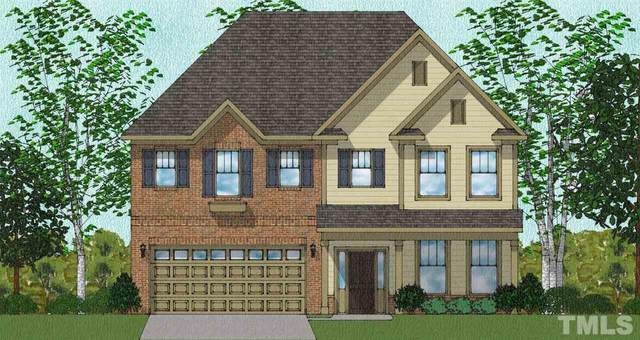 433 Slomo Court Lot 207, Wake Forest, NC 27587 (#2361169) :: Triangle Just Listed