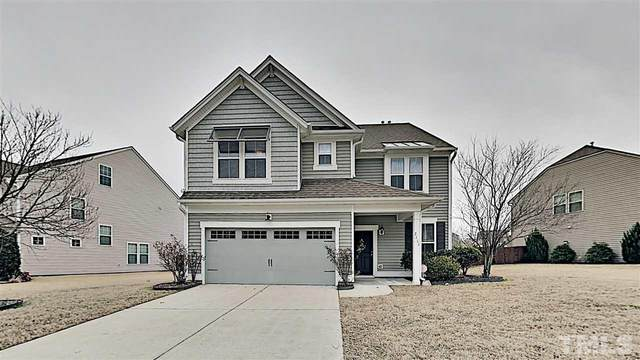 2111 Old Rosebud Drive, Knightdale, NC 27545 (#2361239) :: Triangle Just Listed