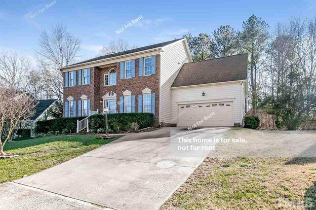 3042 Twatchman Drive, Raleigh, NC 27616 (#2361267) :: The Jim Allen Group