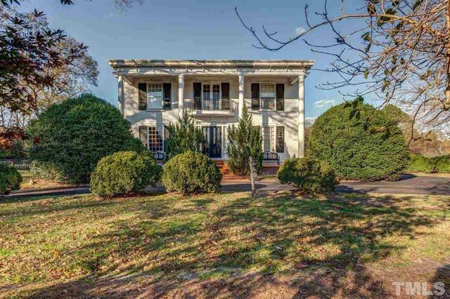 3538 Old Battleboro Road, Rocky Mount, NC 27801 (#2361268) :: Real Estate By Design
