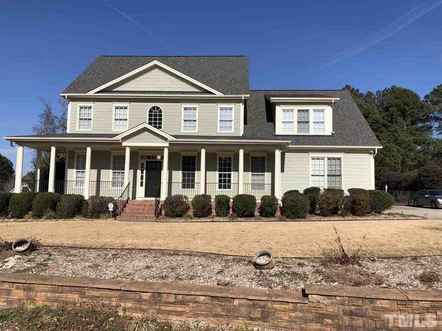 1032 Widgeon Way, Raleigh, NC 27603 (MLS #2361291) :: On Point Realty