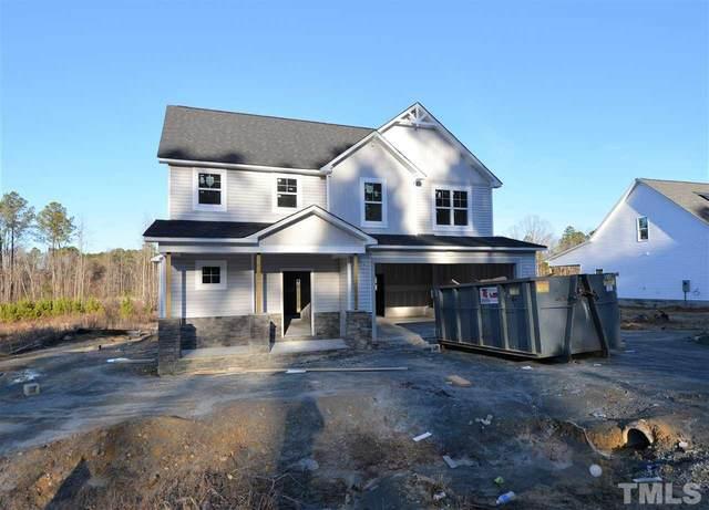 193 Berg Street, Smithfield, NC 27577 (#2361297) :: Marti Hampton Team brokered by eXp Realty
