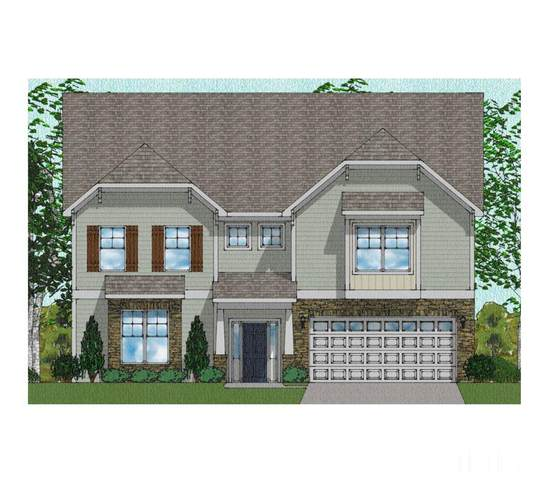 409 Slomo Court Lot 201, Wake Forest, NC 27587 (#2361310) :: Triangle Just Listed
