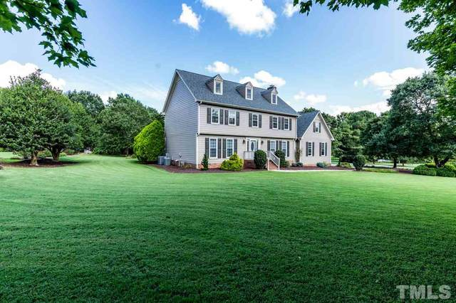 3920 Inland Court, Raleigh, NC 27606 (#2361322) :: Dogwood Properties