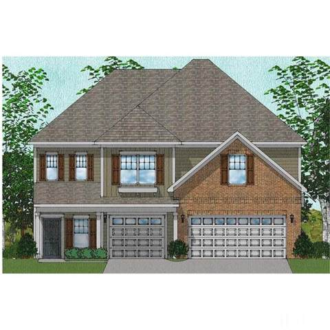 2973 Thurman Dairy Loop Lot 22, Wake Forest, NC 27587 (#2361327) :: Triangle Just Listed