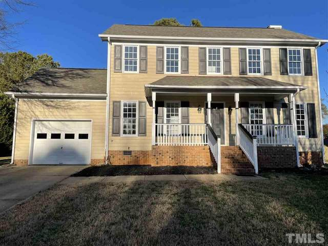 1112 Cane Creek Drive, Garner, NC 27529 (#2361333) :: Raleigh Cary Realty