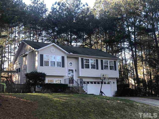 80 Shiloh Lane, Youngsville, NC 27596 (#2361350) :: Real Properties