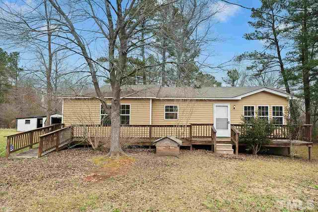 433 Williams Road, Spring Hope, NC 27537 (#2361359) :: Triangle Just Listed