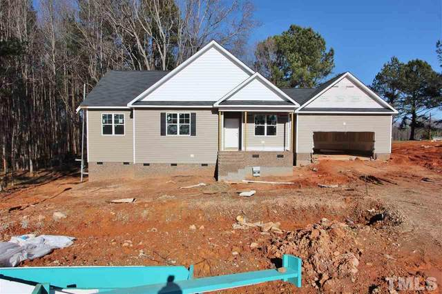 64 North Sunny Dale Drive, Middlesex, NC 27557 (#2361380) :: Bright Ideas Realty