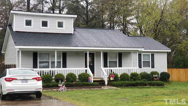 176 Kay Lane, Angier, NC 27501 (MLS #2361381) :: On Point Realty