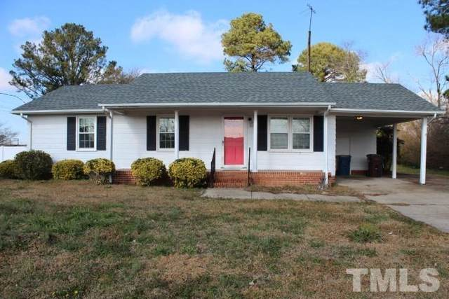 103 Lilly Street, Dunn, NC 28334 (#2361389) :: Real Estate By Design