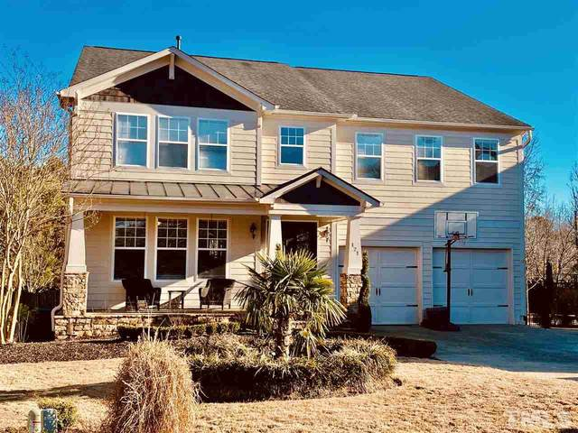 121 Bryce Meadow Drive, Holly Springs, NC 27540 (MLS #2361390) :: On Point Realty
