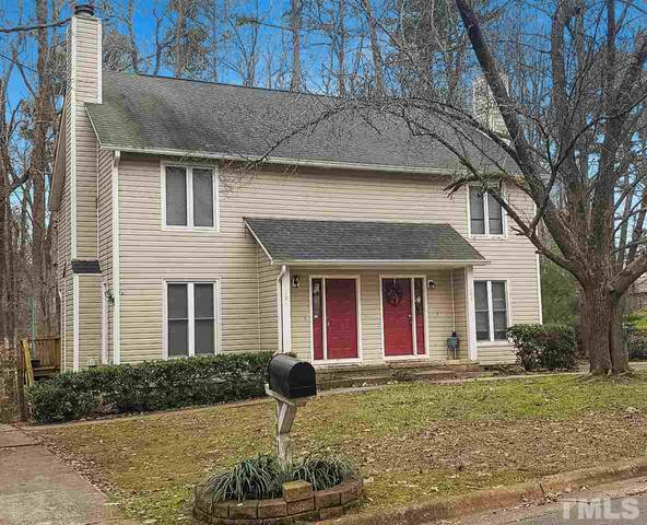 101 Chevis Drive, Cary, NC 27513 (#2361414) :: Real Estate By Design