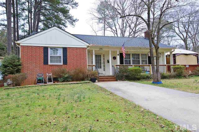 306 W Belle Street, Henderson, NC 27536 (#2361461) :: Real Properties