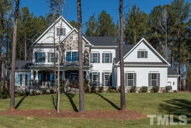 7505 Everton Way, Wake Forest, NC 27587 (#2361465) :: Real Properties
