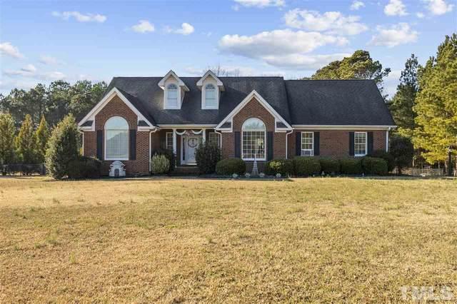 12414 Raleigh Road, Benson, NC 27504 (#2361474) :: Dogwood Properties
