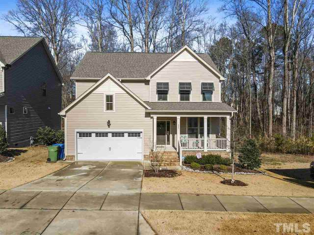 825 Culmore Drive, Fuquay Varina, NC 27526 (#2361476) :: RE/MAX Real Estate Service