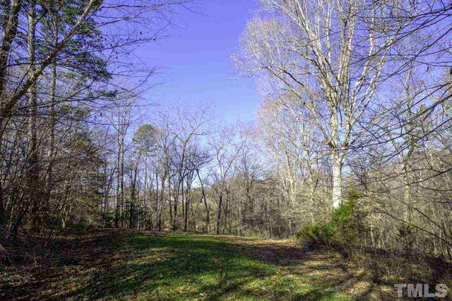 Lot 8 Fork Junction Road, Timberlake, NC 27583 (#2361477) :: Real Properties