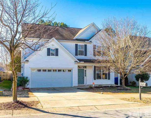 231 Stobhill Lane, Holly Springs, NC 27540 (#2361510) :: Classic Carolina Realty