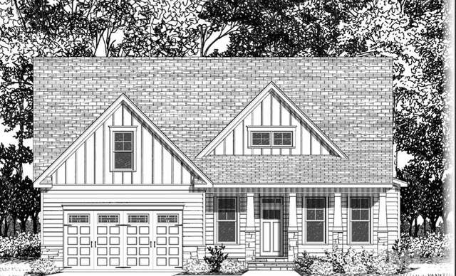 97 E Odell Lane, Zebulon, NC 27597 (#2361515) :: Real Properties