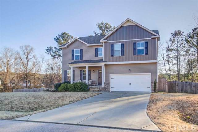1136 Silver Farm Road, Raleigh, NC 27603 (#2361531) :: Saye Triangle Realty