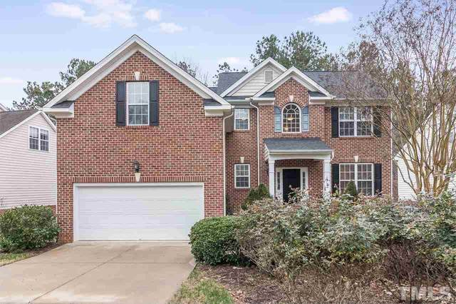 109 Camille Court, Chapel Hill, NC 27516 (#2361533) :: Spotlight Realty