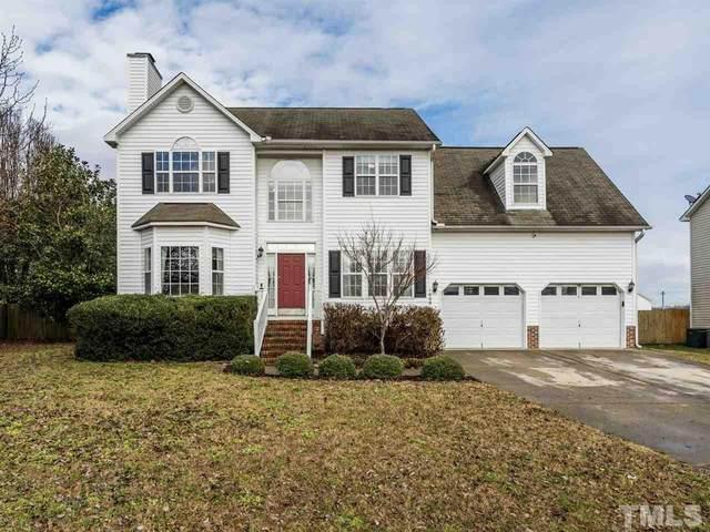 1008 Feldmen Drive, Raleigh, NC 27603 (#2361540) :: Sara Kate Homes