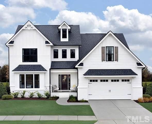 2016 Edens Ridge Avenue, Wake Forest, NC 27587 (#2361544) :: Classic Carolina Realty