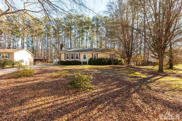 502 E E Street, Butner, NC 27509 (#2361553) :: Triangle Top Choice Realty, LLC