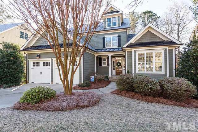 1204 Fanning Drive, Wake Forest, NC 27587 (#2361554) :: RE/MAX Real Estate Service