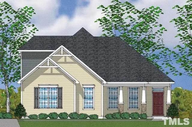 450 S Parliament Way, Clayton, NC 27520 (#2361565) :: Real Properties