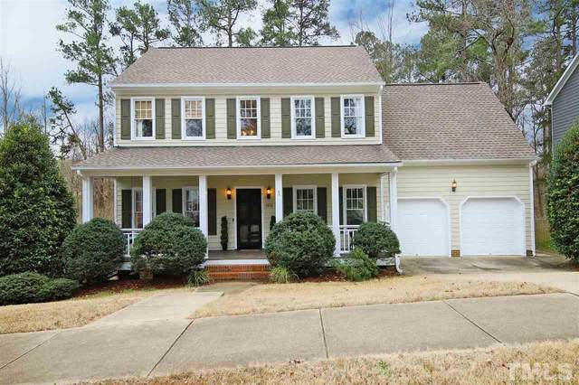 1612 Farmington Grove Drive, Raleigh, NC 27614 (#2361566) :: Real Properties