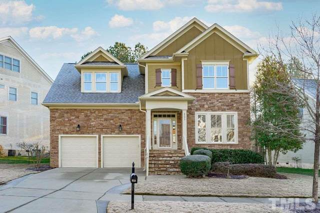 421 Edgepine Drive, Holly Springs, NC 27540 (#2361571) :: Classic Carolina Realty