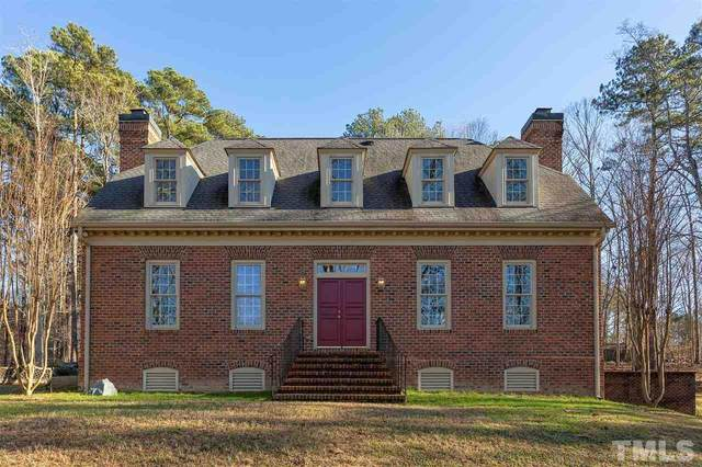 1525 Mill Valley Road, Chapel Hill, NC 27516 (#2361574) :: The Jim Allen Group