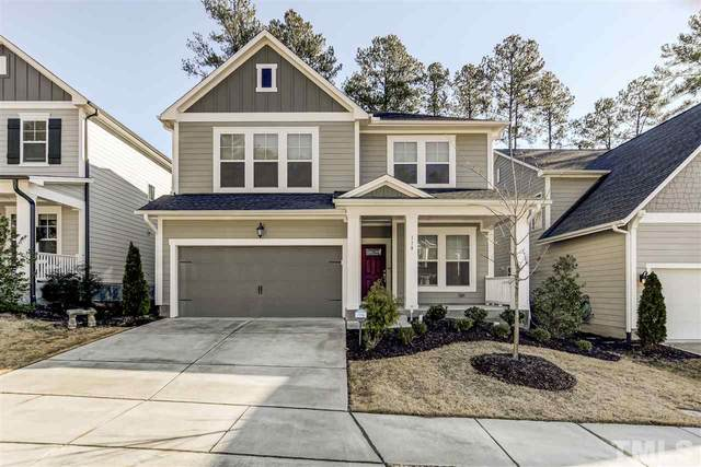 118 Chapel Run Way, Chapel Hill, NC 27517 (MLS #2361590) :: On Point Realty