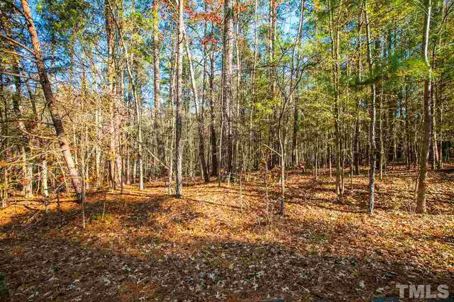Lot 19 New Hope Drive, Chapel Hill, NC 27514 (#2361594) :: Triangle Just Listed