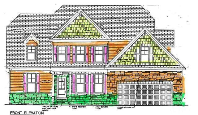 3811 Watermark Drive Lot 193, Franklinton, NC 27525 (#2361603) :: Triangle Just Listed