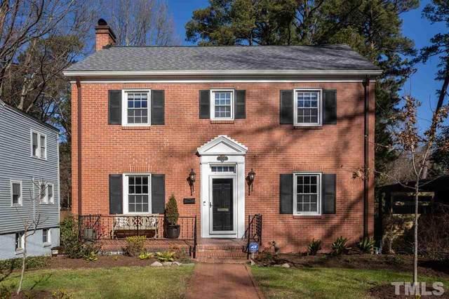 2220 W Club Boulevard, Durham, NC 27705 (#2361609) :: Real Properties