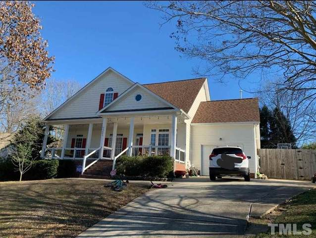 2601 Tryon Pines Drive, Raleigh, NC 27603 (#2361617) :: Triangle Just Listed
