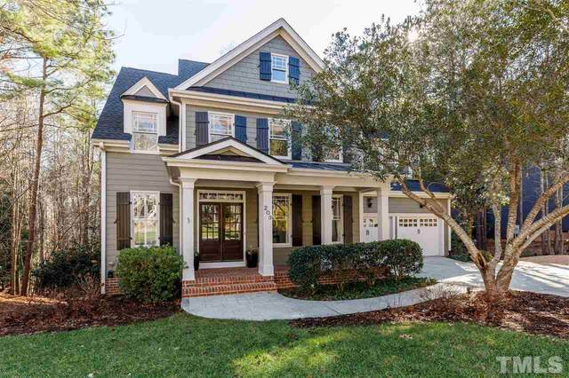 209 Cliffcreek Drive, Holly Springs, NC 27540 (#2361668) :: Classic Carolina Realty