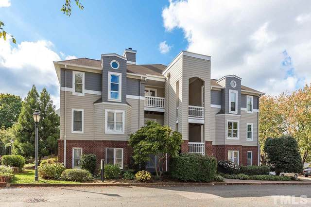 1021 Brighthurst Drive #306, Raleigh, NC 27605 (MLS #2361669) :: On Point Realty