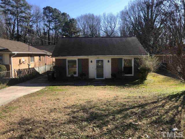 2311 Fitzgerald Avenue, Durham, NC 27707 (#2361672) :: Real Properties