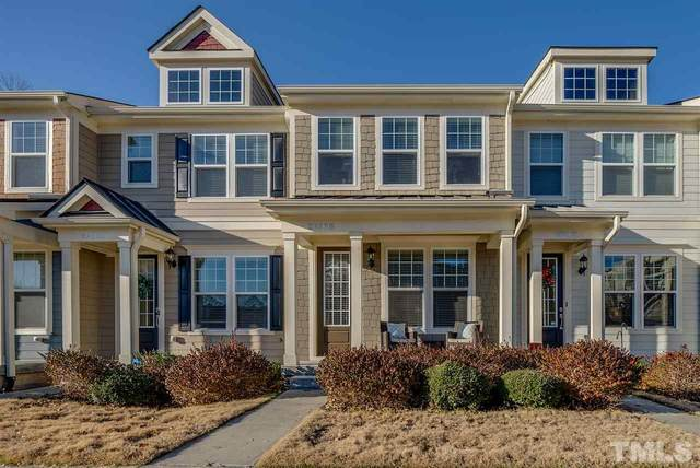 2801 Stone Rock Drive #109, Raleigh, NC 27604 (#2361687) :: Triangle Just Listed
